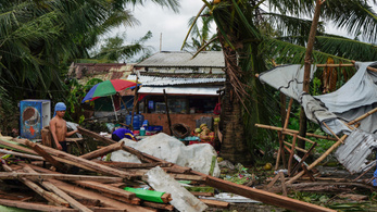 Sokan megfulladtak, másokra fa dőlt a Fülöp-szigeteken