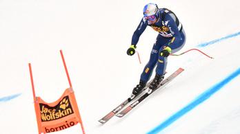 Hazai siker és új rekord született Bormióban az alpesisí-világkupán