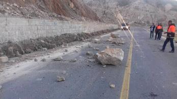 Földrengés volt Iránban, a busehri atomerőmű közelében