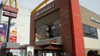 Italautomata okozta két perui McDonald's-dolgozó halálát