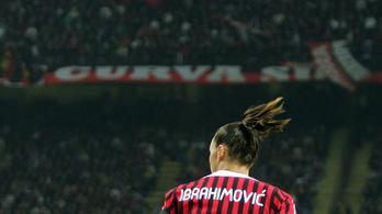 Hivatalos: Ibrahimovic visszatér a Milanhoz