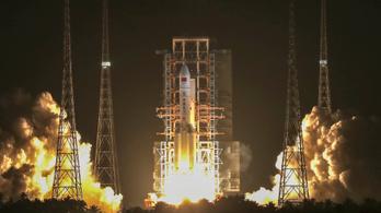 Kína a Holdat és a Marsot célozza meg hatalmas hordozórakétájával
