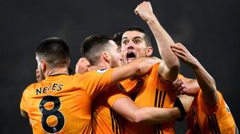 A Wolverhampton őrült meccsen verte meg a szezonban másodjára is a Cityt