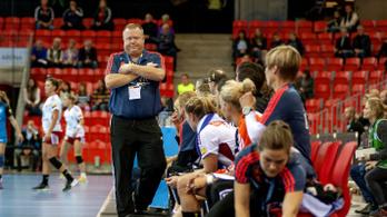 Családi okok miatt távozik a Siófoktól az EHF-kupát nyerő sikeredző