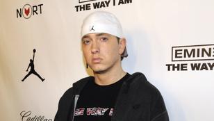 Ön szerint mennyire hasonlít Eminemre a 24 éves lánya?