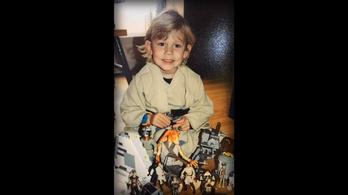Jedi mesterként került be a Star Wars univerzumba az egyetemista, aki meghalt, miközben leszerelt egy lövöldözőt