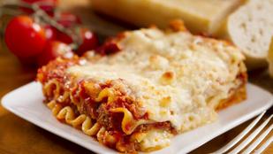 Kompromisszumok nélkül finom: húsmentes lasagne vegán besamellel