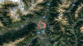 Két gyerek és egy nő halt meg Olaszországban, miután betemette őket egy lavina