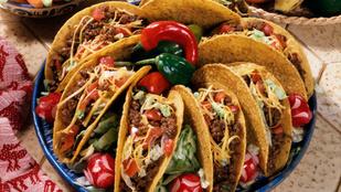 Mexikói konyha light: végre itt az egészséges taco, amit kamuhússal is elkészíthetsz!