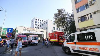 Vizsgálat indul Romániában a műtét közben lángra lobbant beteg ügyében