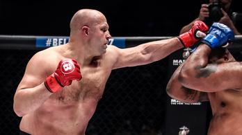 Egyetlen ütéssel elintézték a 120 kilós MMA-bunyóst