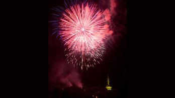 Miskolcon, Szentendrén és Esztergomban sem lesz idén tűzijáték
