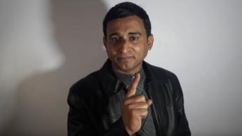 A Hamász lecsukat egy humoristát az Iszlám Államot gúnyoló videója miatt