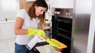 Így tisztítsd ki a sütő belsejét néhány egyszerű lépésben