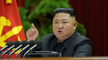 Kim Dzsongun elismerte, hogy bajban van az észak-koreai gazdaság