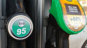 Szerdától Magyarországon is nő a benzin bioetanol-részaránya