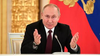 Putyin tudatosan hazudik a második világháború kitöréséről