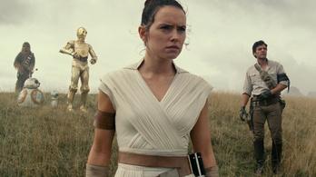 Behozta gyenge nyitóhétvégéjét az új Star Wars-film