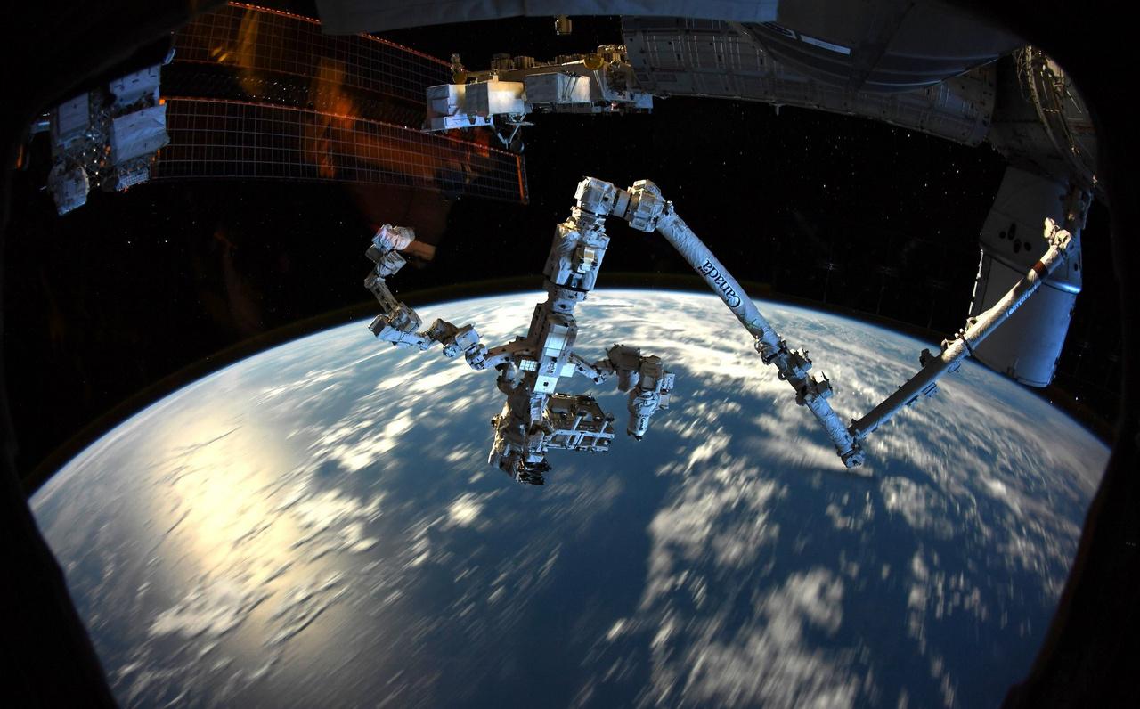 Canadarm-2, az űrállomás robotkarja