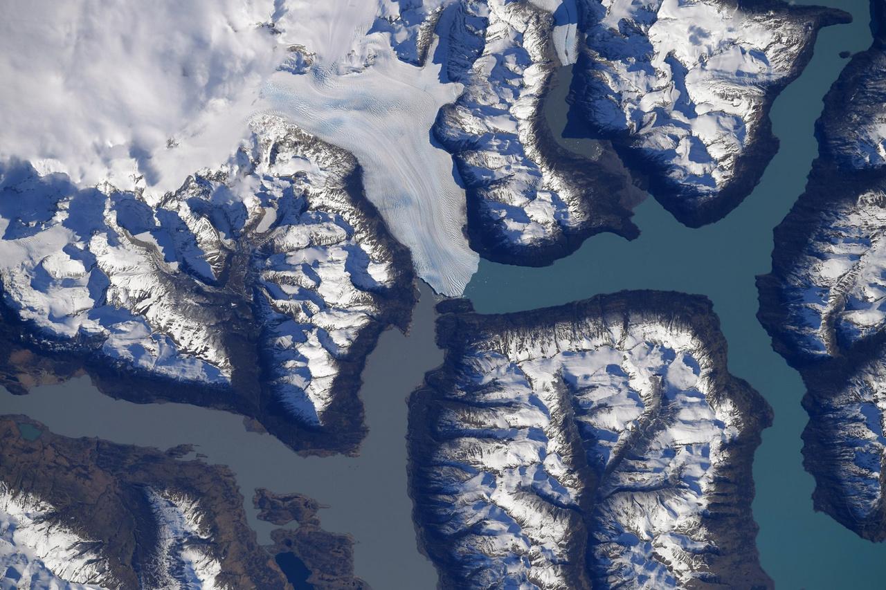 Patagóniai gleccser