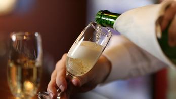 Nem isznak elég champagne-t a franciák