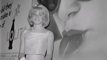 Meghalt a Lolitát alakító Sue Lyon