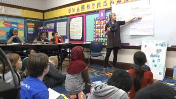 Nem mehetnek vissza az iskolába a beoltatlan diákok Seattle-ben