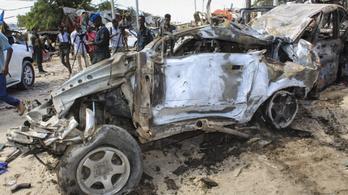 Megérkezett az USA válaszcsapása a mogadishui terrortámadásra