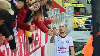 A Kisvárda ukrán játékosa: Magyarországon gyorsabban fejlődik a klubfutball