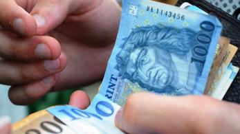 161 ezer forint lesz jövőre a minimálbér
