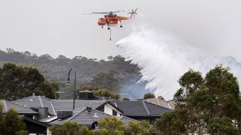 Ausztráliában mindenhol 40 fok felett van a hőmérséklet