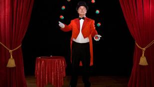 Legyél te a szilveszteri buli sztárja, tanulj velünk zsonglőrködni!