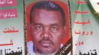 27 hírszerzőt ítéltek halálra egy tanár halálra kínzása miatt Szudánban