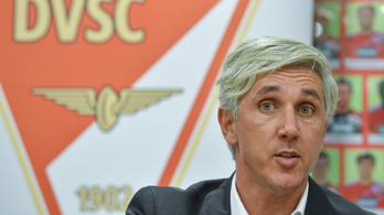 Vitelki Zoltán a Debrecen új vezetőedzője