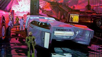 Elhunyt a Szárnyas Fejvadász és a Star Trek világának megálmodója