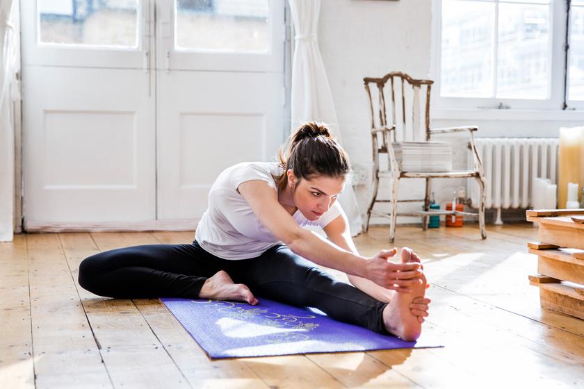Több kalóriát égetsz ezzel az otthoni edzéssel, mint a futással: egyszerű, de nagyon hatékony gyakorlatsor