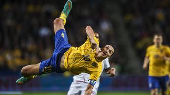 Ibrahimovic ollózós gólja tarolt az Index olvasóinál