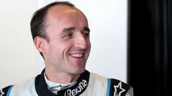 Robert Kubica az Alfa Romeo tesztpilótája lett