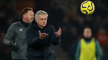 Mourinho kikapott és a legjobb csatárát is elveszítette