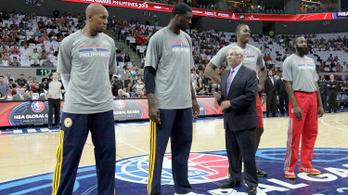 Meghalt az NBA-t globális üzletté tevő David Stern