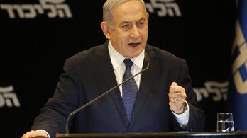 Netanjahu tévében jelentette be, hogy él mentelmi jogával