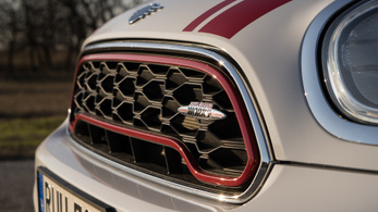 Mini Countryman John Cooper Works - 2019.