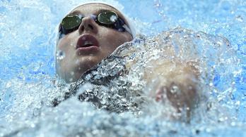 Hosszú Katinkát az évtized harmadik legjobb úszójának választották