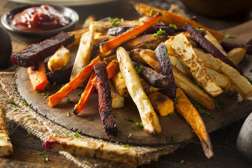 Sütőben sült, karcsúsító zöldségek: ezeket edd a hús mellé, ha fogyni szeretnél