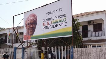 A hadsereg volt tábornoka nyerte a bissau-guineai elnökválasztást