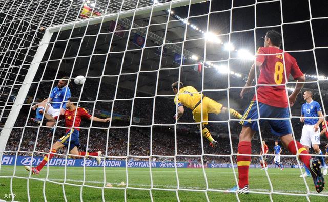 Casillas makulátlanul őrizte a spanyol hálót
