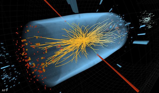 A Higgs-bozon szimulációja