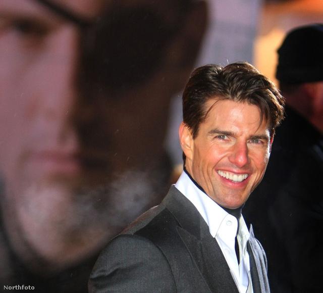 Tom Cruise - 75 millió dollár