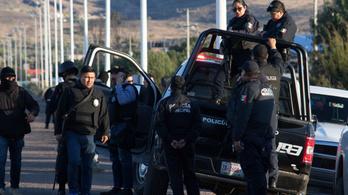 Futballmeccsként indult a mexikói börtönben kitört zavargás, amiben 16-an meghaltak