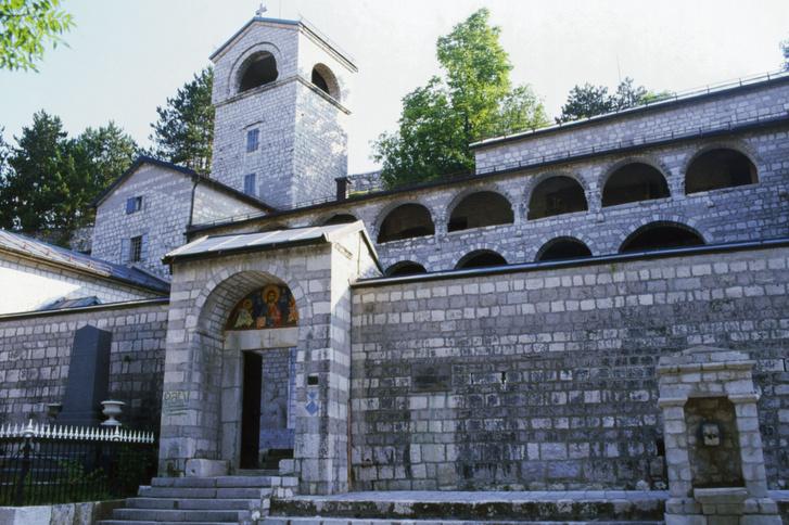 Cetinje kolostora